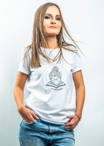 Froncla majica sa printom