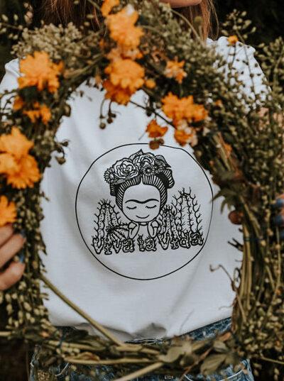Frida Kalo na Froncla majici